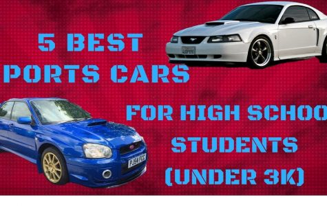 Best Cars for High School Kids