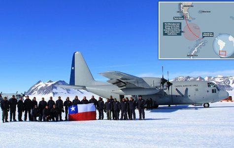 The Mysterious Disappearance of The Chilean Airplane