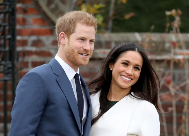 Prince Harry & Meghan Markle Resign From Royalty