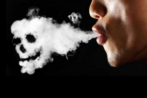 The Vaping Epidemic In High Schools
