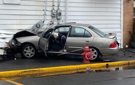Car Crashes into Bella Fig Restaurant