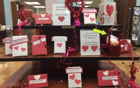 Valentine's Day at HHS Library