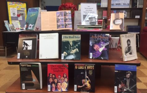 Books to Check Out at The HHS Library