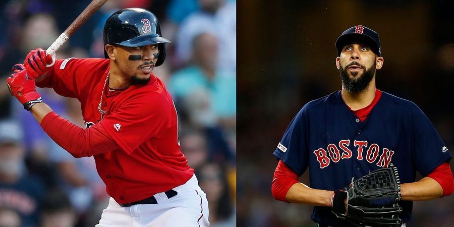 Betts, Price Traded to the Dodgers in a Blockbuster Deal