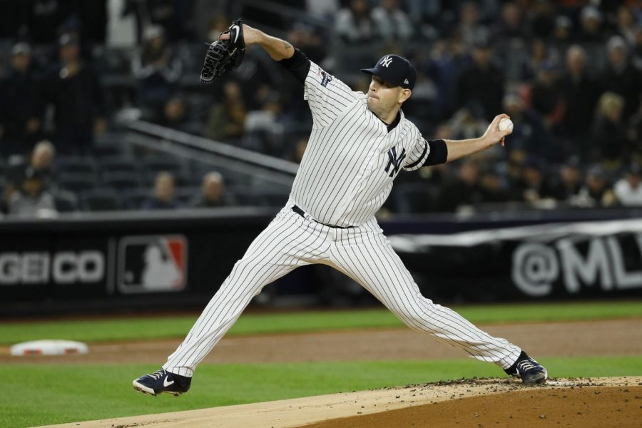 Yankees Injuries Begin, Paxton Out Until Mid-May