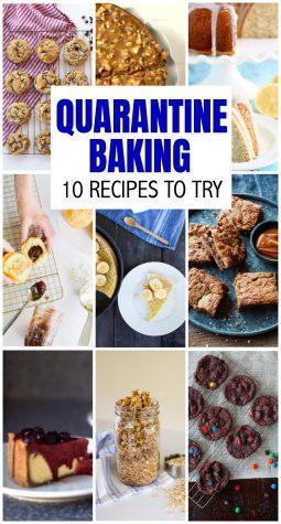 Baking Ideas During Quarantine