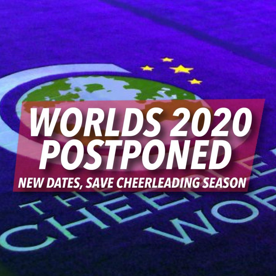 The 16th Annual Cheerleading Worlds CANCELLED
