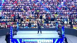 WWE Introduces Brand New Interactive Virtual Crowd