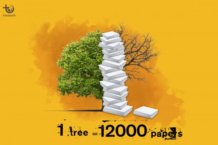 Saving Paper and Our Environment