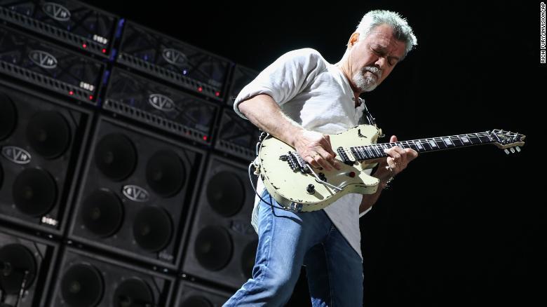 A Tribute To Eddie Van Halen