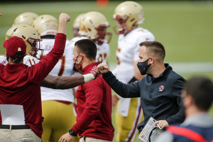 Amid COVID-19, College Football Returns