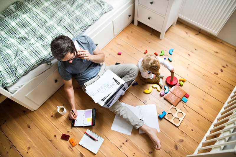 A Thought: Working From Home Affects Everyone