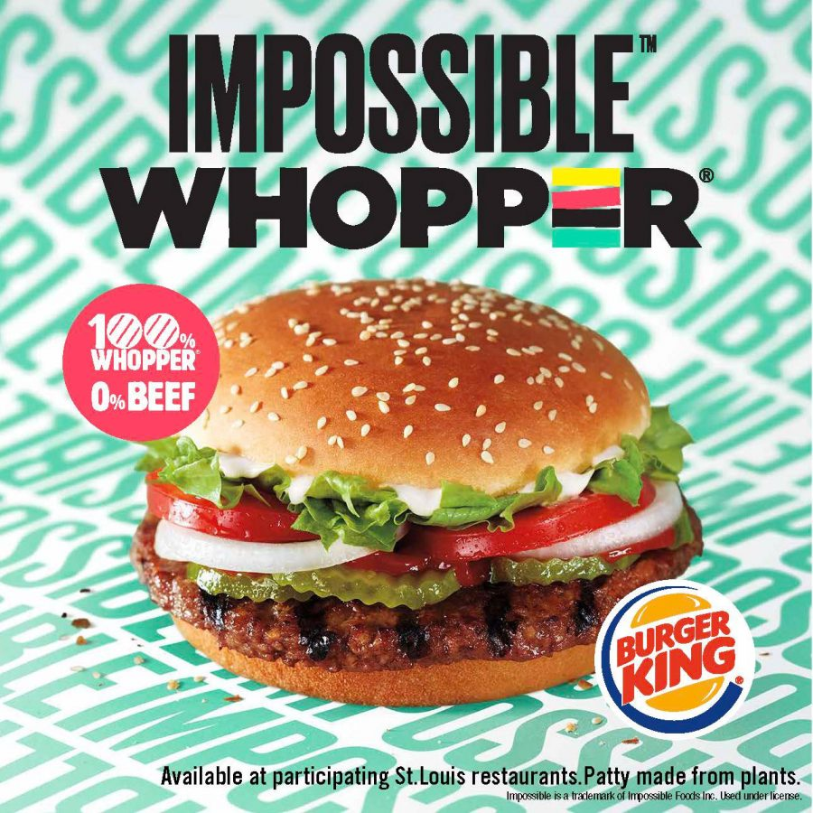 The Impossible Whopper https://app.asana.com/0/32923395333443/1116718121462217/f Credit: Burger King