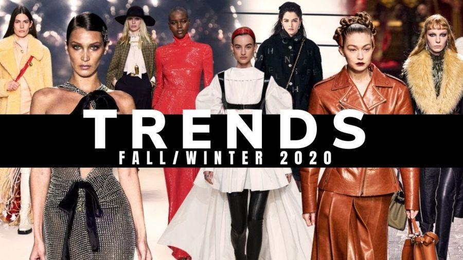 Winter 2020 Fashion Trends