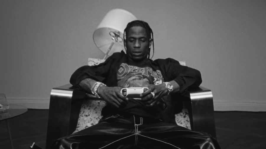 Travis Scott Joining the Playstation Family