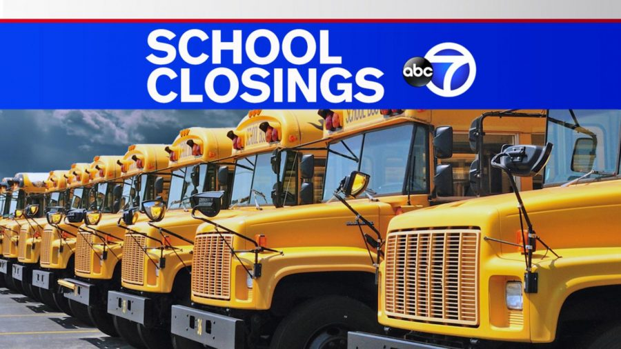 Schools in New Jersey CLOSING