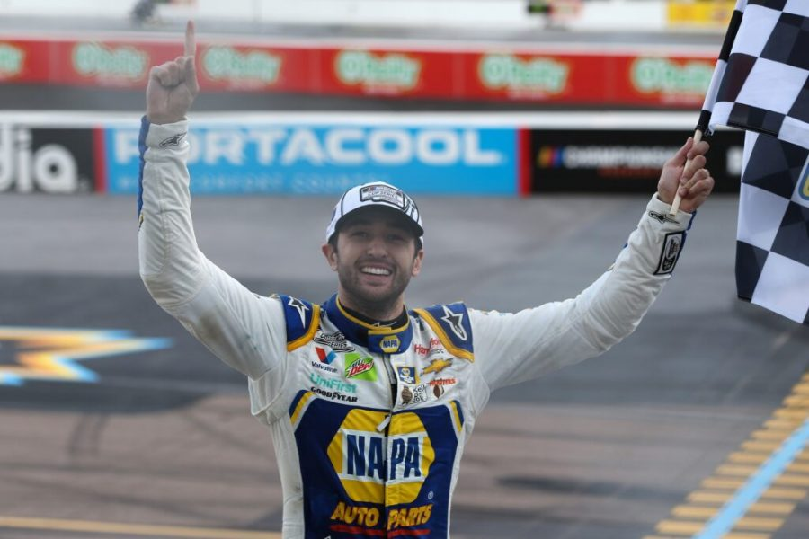 Chase Elliott Wins the 2020 Nascar Championship