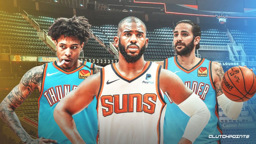 Chris+Paul+Traded+to+Suns