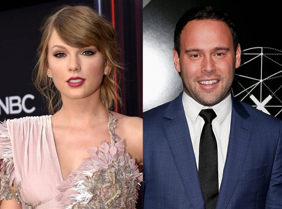 Taylor Swift's Battle with Scooter Braun