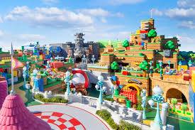 Super Nintendo World Is Having it's Grand Opening!