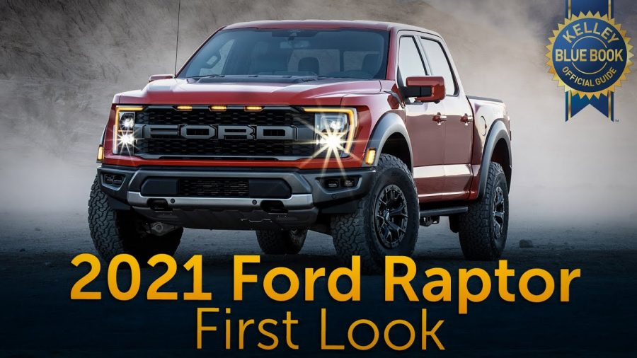 New Third Generation for the Ford Raptor