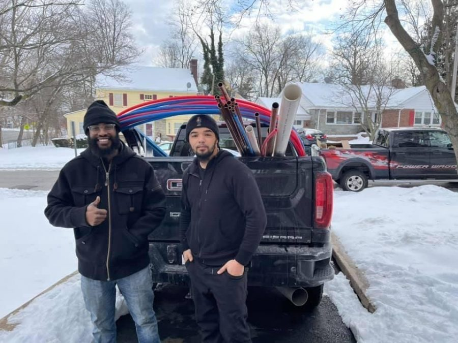 NJ Plumber Assists in Texas Deadly Storm