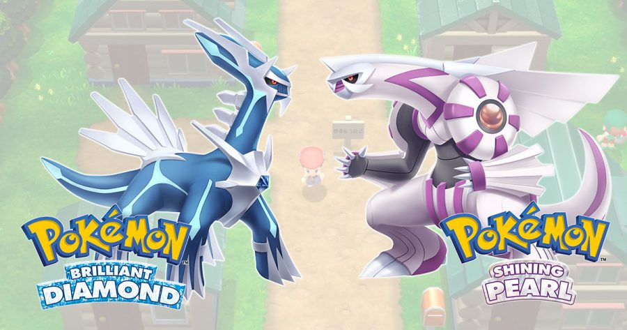 Pokemon Brilliant Diamond and Shining Pearl are Coming This Year!