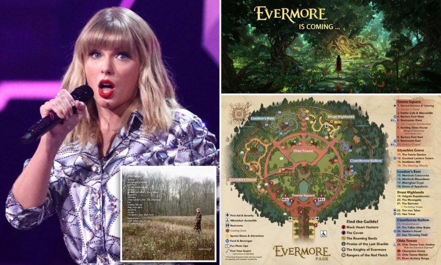 Taylor Swift and Evermore Park's Intense Legal Battle Has Been Settled