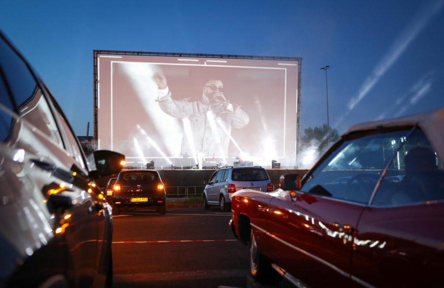 Anthony's Corner: Drive-In Concerts