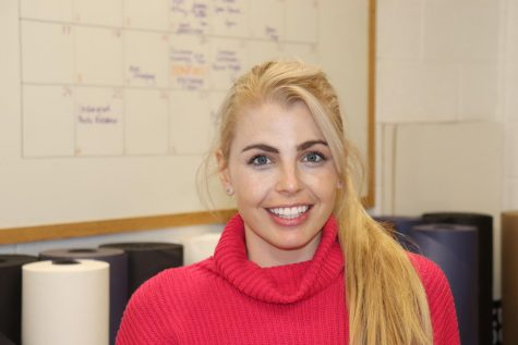 New Year, New Teacher: Ms. Wandel